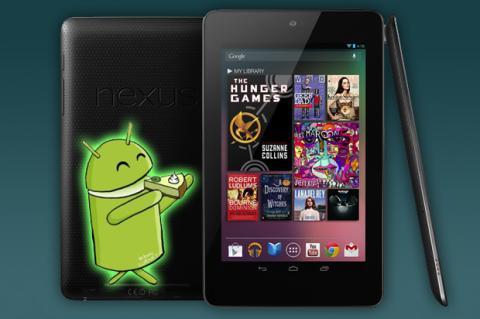 ¿Nueva versión de Android y Google Nexus 7 el 24 de Julio?