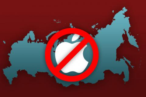 Los 3 mayores operadores de Rusia se niegan a vender iPhones