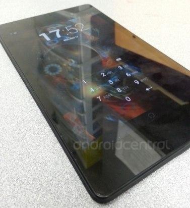 ¿La nueva Nexus 7?