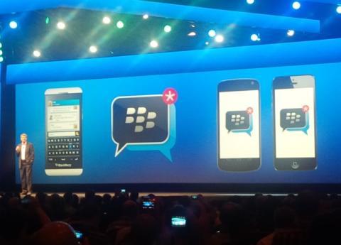 RIM anuncia BBM para Android