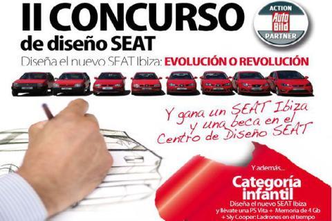 II concuros diseño seat ibiza