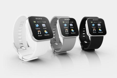 Smartwatch, reloj inteligente de Sony