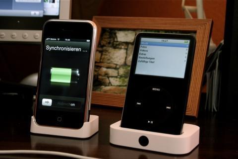 Las ventas de iPhone, a punto de alcanzar a las de iPod