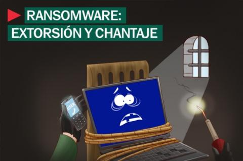 Ransomware: secuestra tu PC