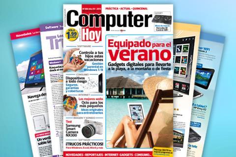 Computer Hoy 386: a la venta en tu quiosco y edición digital