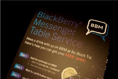 Blackberry Messenger llegará a Android en Septiembre