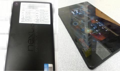 Nueva Nexus 7, todos los detalles al descubierto