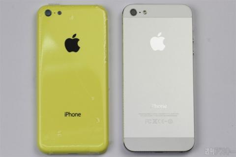 Nuevas especificaciones e imágenes del iPhone de bajo coste