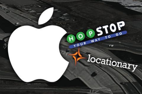 Apple compra dos compañías para mejorar sus mapas