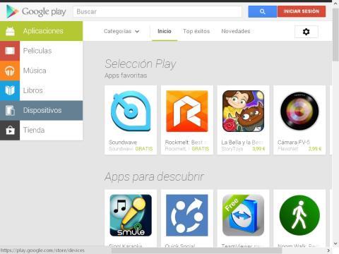 Google Play alcanza los 50.000 millones de descargas