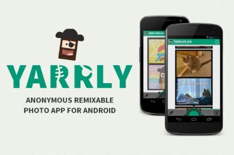 Yarrly, la app para comunicarte con memes