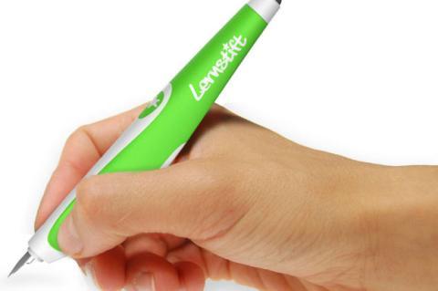 Lernstift, el bolígrafo
