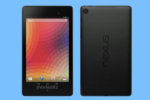 La nueva Nexus 7