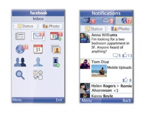 Facebook lanza iniciativa Facebook for Every Phone