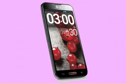 LG Optimus G Pro, ya a la venta en España