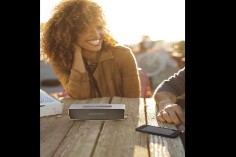 Bose SoundLink Mini, alta potencia en empaque pequeño