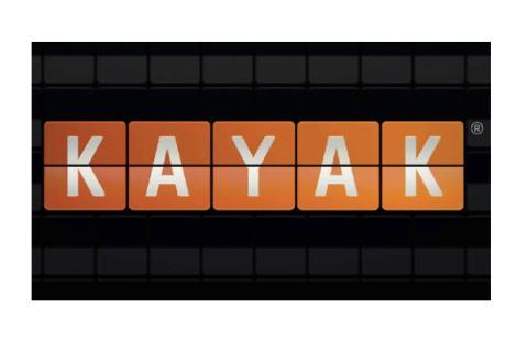 Busca vuelos al mejor precio en Kayak