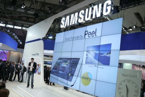 Samsung vende casi más del triple de smartphones que Apple