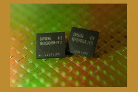 Nueva memoria 3 GB de Samsung