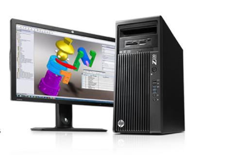 Nuevas Z Workstation y monitores profesionales de HP