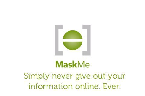 MaskMe, una protección online ideal