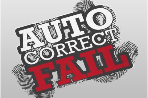 Autocorrect restrictivo