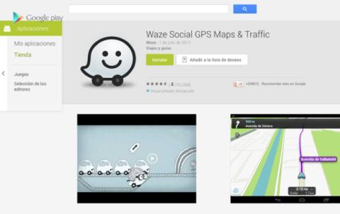 Google compra Waze por 966 millones de dólares