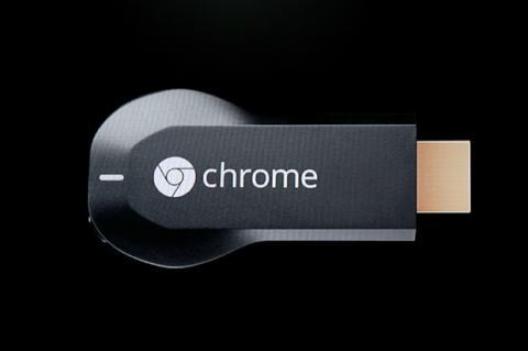 Nuevo dispositivo de Google, Chromecast