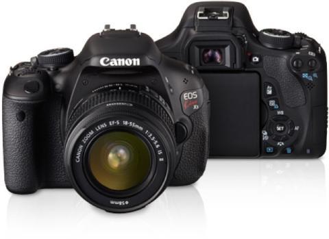 Caen las ventas de Canon
