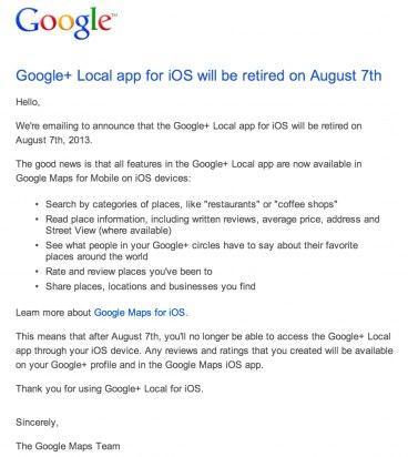 email de Google