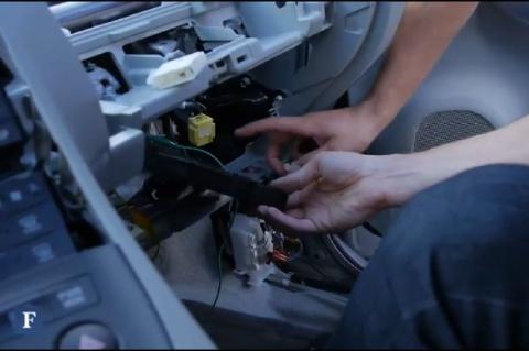 Hackean el sistema informático de los coches