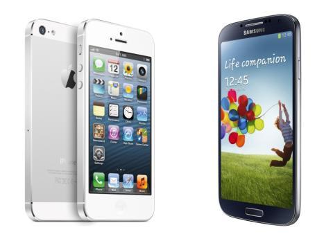 Samsung supera a Apple en ganancias