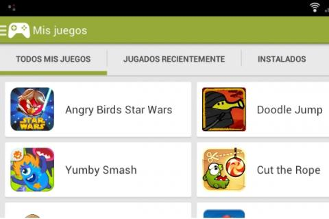 Google Play Games, ya disponible para descargar