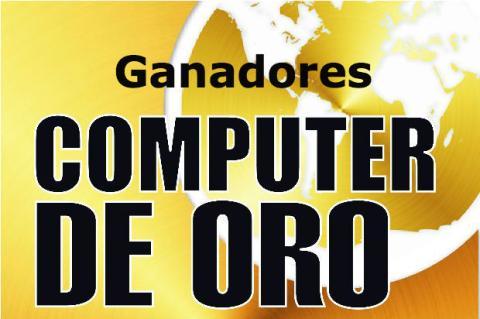 Ganadores Computer Oro