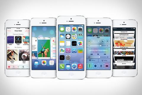 iOS 7 beta 4 estará disponible a finales del día de hoy