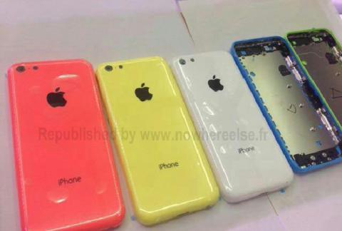 Confirmado desde China el iPhone 5C o iPhone low cost