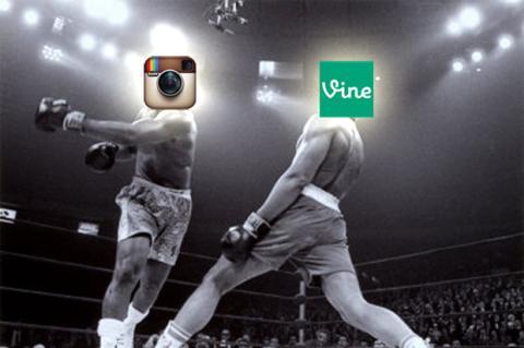 Vine vs. Instagram round dos: Vine no está acabado aún