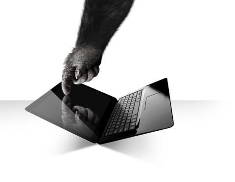 Gorilla Glass NBT para ordenadores