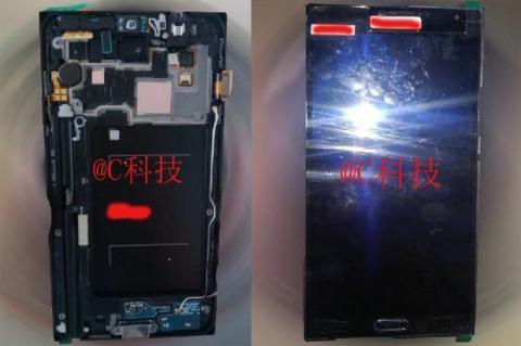 Samsung Galaxy Note III: Nuevas fotos de sus componentes.