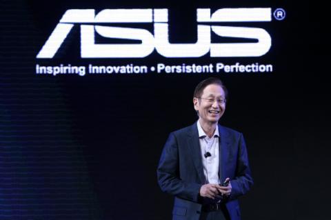 Jonney Shih, presidente de ASUS