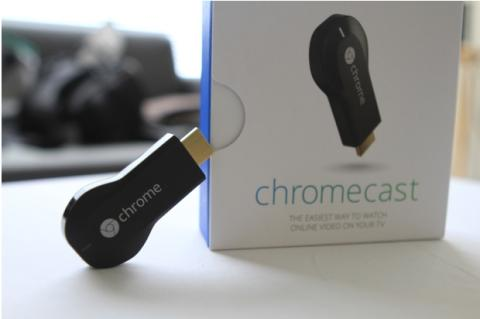 Lista de codecs de audio y vídeo de Chromecast