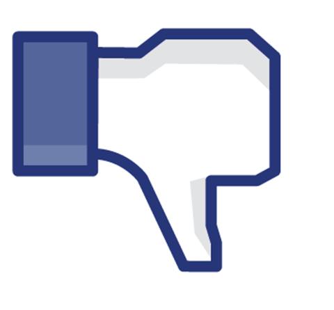 """El botón """"no me gusta"""", ¿ya en Facebook?"""