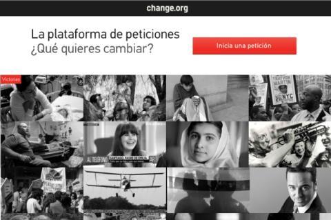 Los éxitos de Change.org. ¿Llegará el CSIC a las 300.000 firmas?