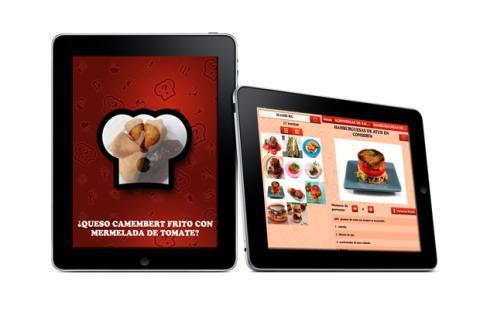 Prepara recetas en iOS y Android con la app ¿Qué cocino hoy?