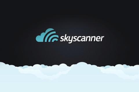 Busca vuelos baratos con la app de Skyscanner