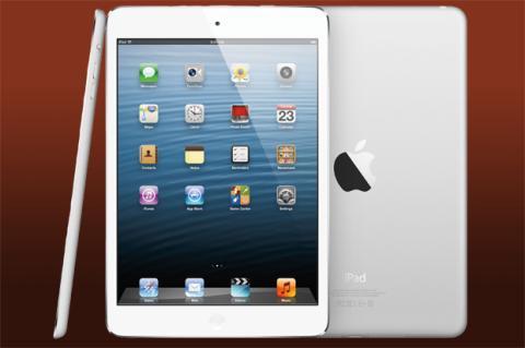 Apple: iPad Mini sin pantalla Retina pero con procesador A6