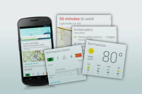 Google Now te quiere dar noticias acerca de tu vecindario