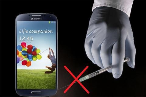 Samsung niega que manipulen los benchmarks medidores de rendimiento