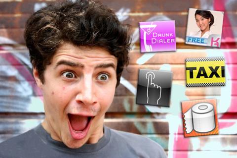 Las 5 apps más sorprendentes para iOS