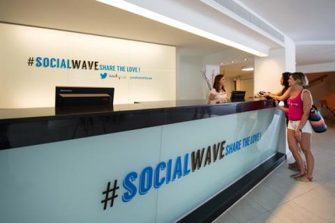 Hotel Sol Wave House